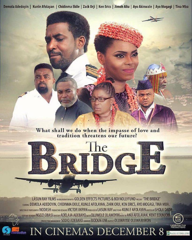 The Bridge featuring Ken Erics