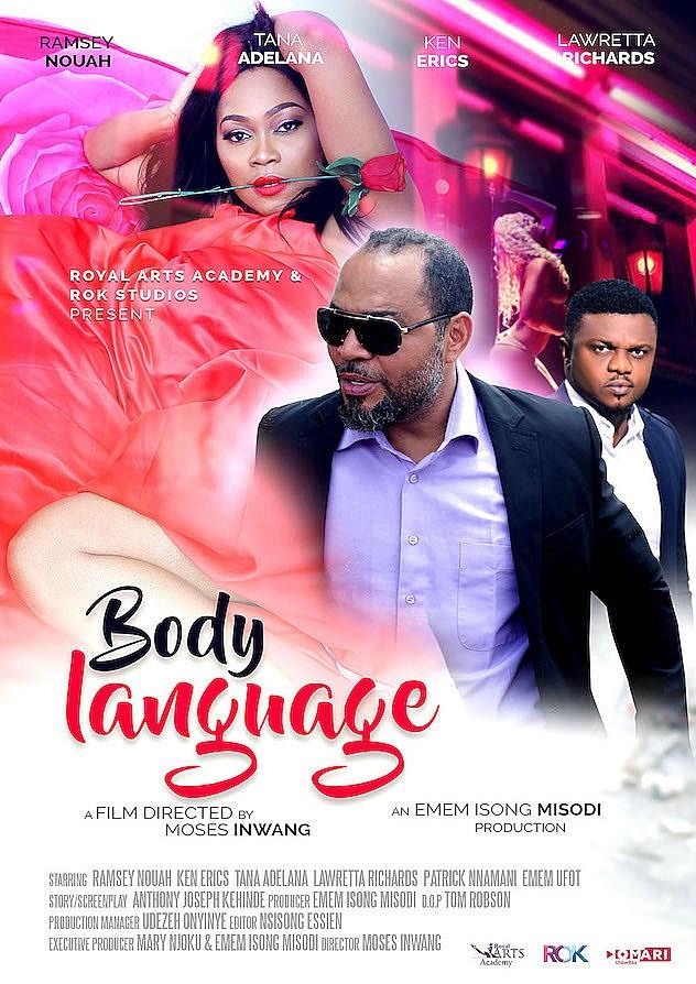 Body language ft ken Erics